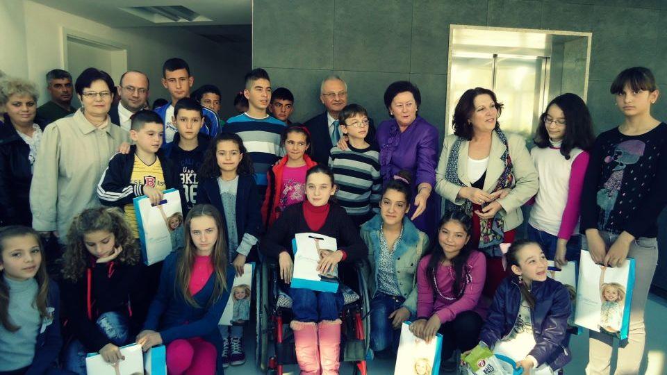 aktivitet femije isufi (Demo)